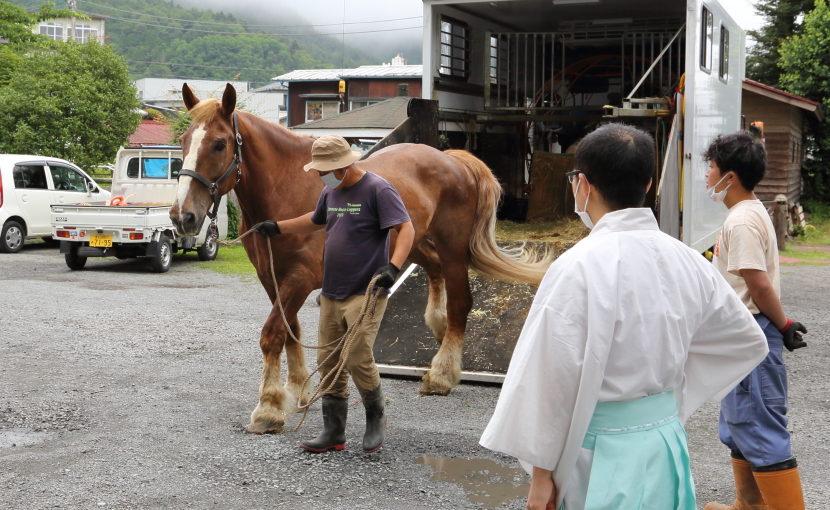 馬力屋のばん馬